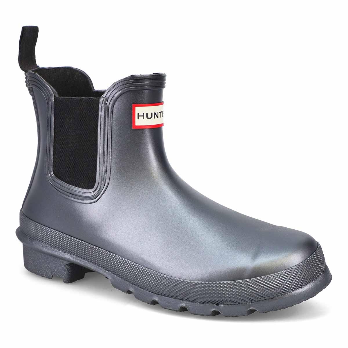 Women's Original Chelsea Nebula Rain Boot - Black