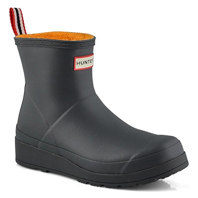 Lds Org Insltd Play Short grey rainboot