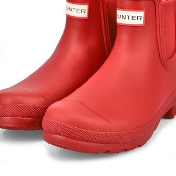 Women's Original Chelsea Rain Boot - Red