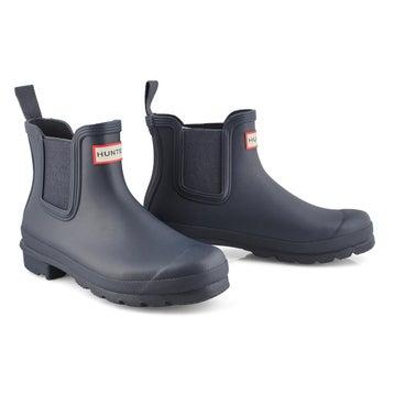 Women's Original Chelsea Rain Boot - Navy