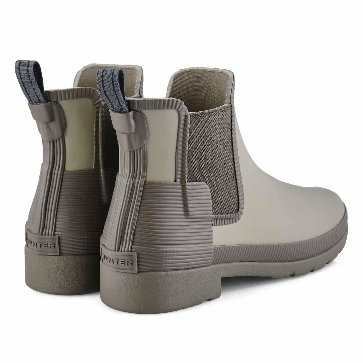 Women's Original Refined Chelsea Rain Boot - Khaki