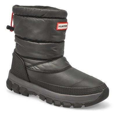 Women's ORIGINAL INSULATED SHORT black boots