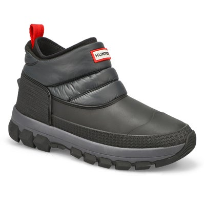 Women's ORIGINAL INSULATED SNOW black boots