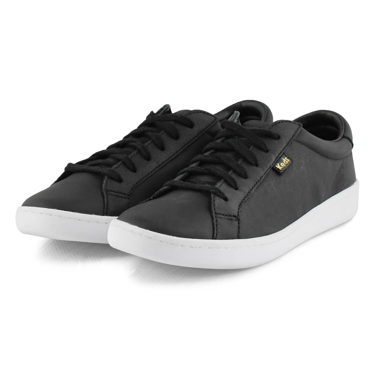 Women's Ace Sneaker - Black/White