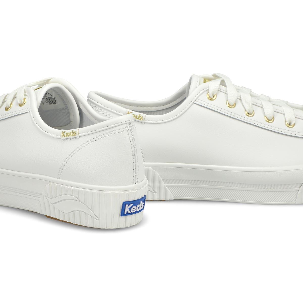 Women's Triple Kick Amp Sneaker - White