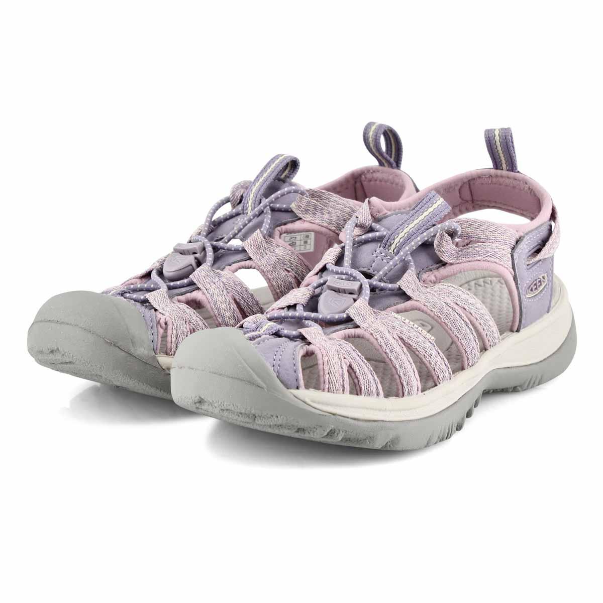 Women's Whisper Sport Sandal - Lavender/Pink