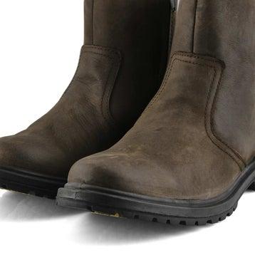 Men's Rider Waterproof Chelsea Boot - Coffee