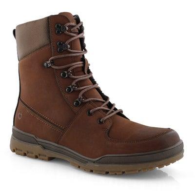 Men's YOVAN redwood waterproof snow boots