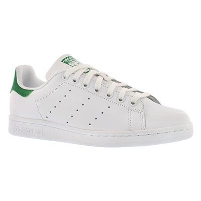 Adidas Women's STAN SMITH white/green sneakers