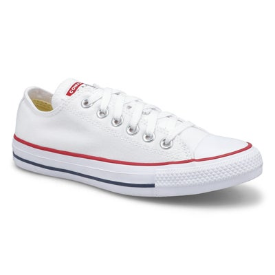 Converse Women's CHUCK TAYLOR CORE OX white sneakers