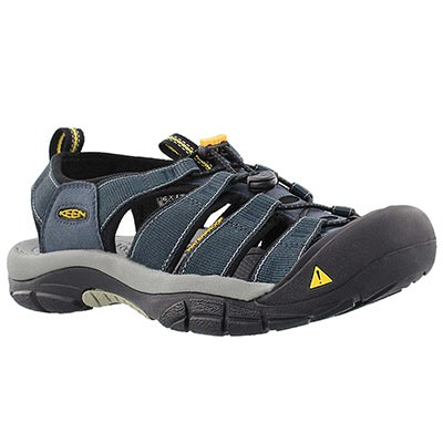 Keen Men's NEWPORT H2 navy sport sandals
