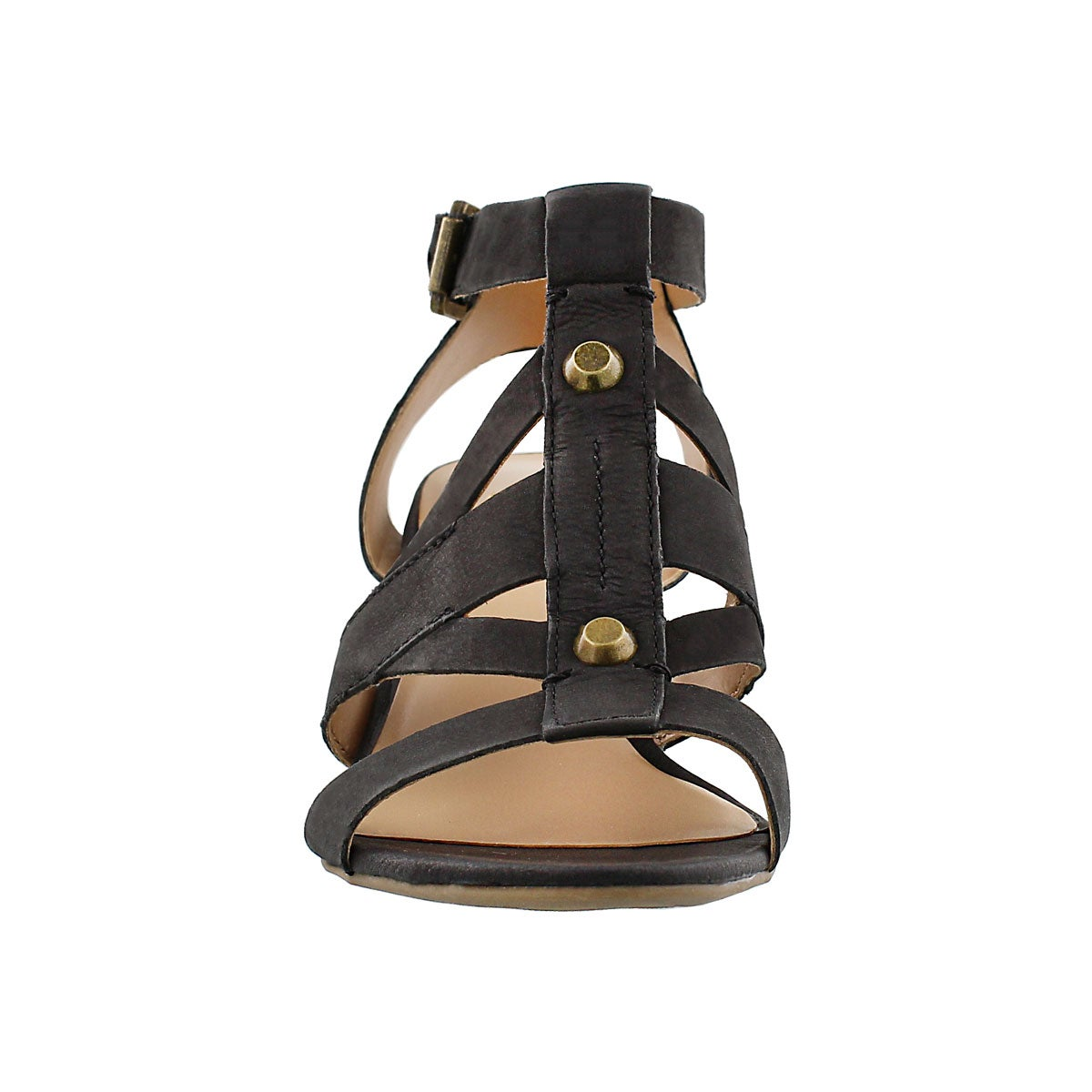 Lds Paloma black dress sandal