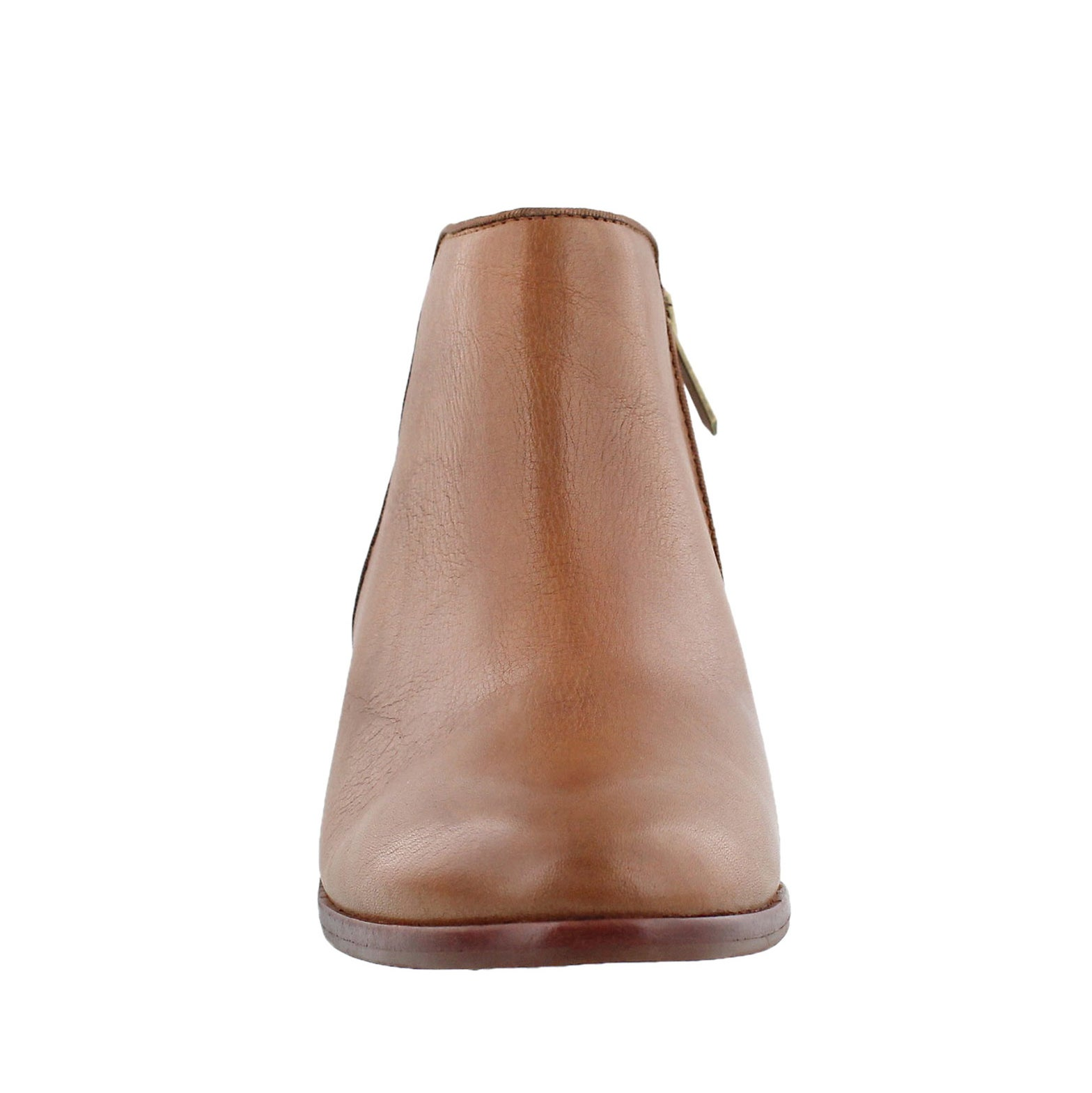 Lds Petty saddle leather casual bootie