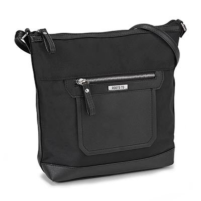 Roots Women's ROOTS73 R4868 black crossbody bag