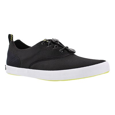 Sperry Men's FLEX DECK black CVO sneakers