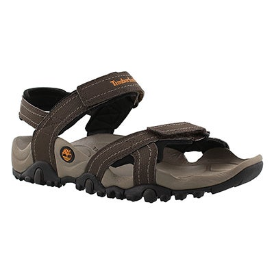 Timberland Men's NEW GRANITE TRAILRAY brown sport sandals