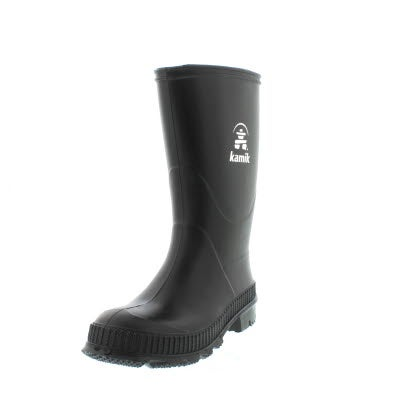 Details about  / Kamik STOMP Boys Black  Boots Waterproof Choice Toddler Size Since 1898 NWB