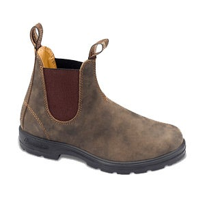 Unisex 550 Series Brown Pull-on Boots
