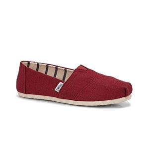 Women's Venice Canvas Loafer