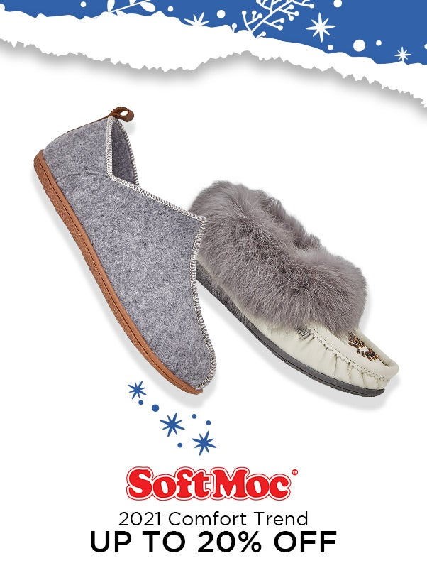 SoftMoc - Moccasins & Slippers