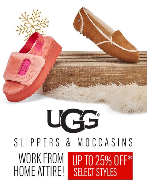 UGG - Slippers & Moccasins