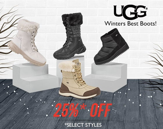 UGG - 25% Off Select Styles!