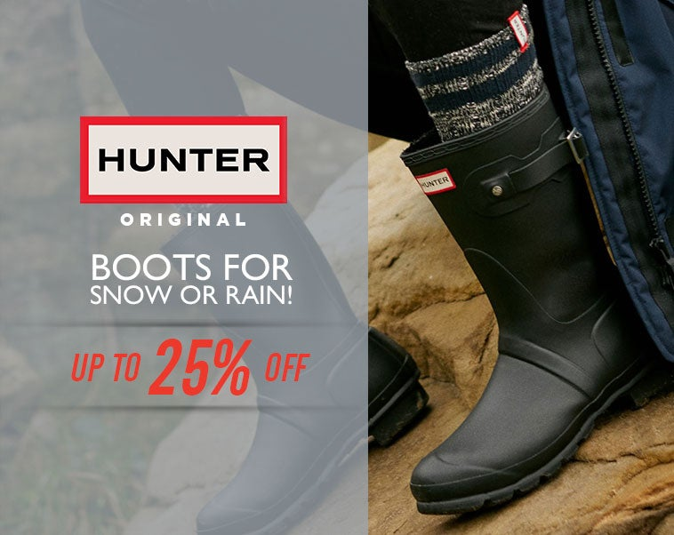 Hunter - Rain & Winter Boots