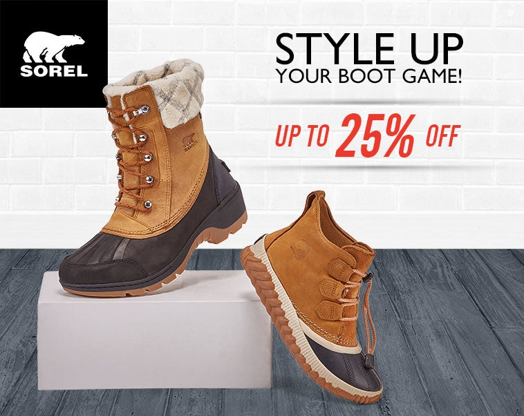 Sorel - Winter Boots