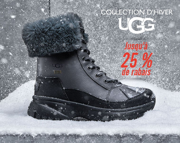 UGG - Collection d'hiver