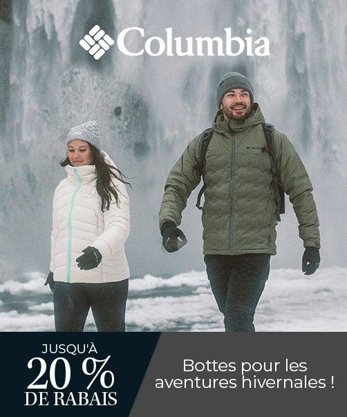 Columbia - Bottes d'hiver