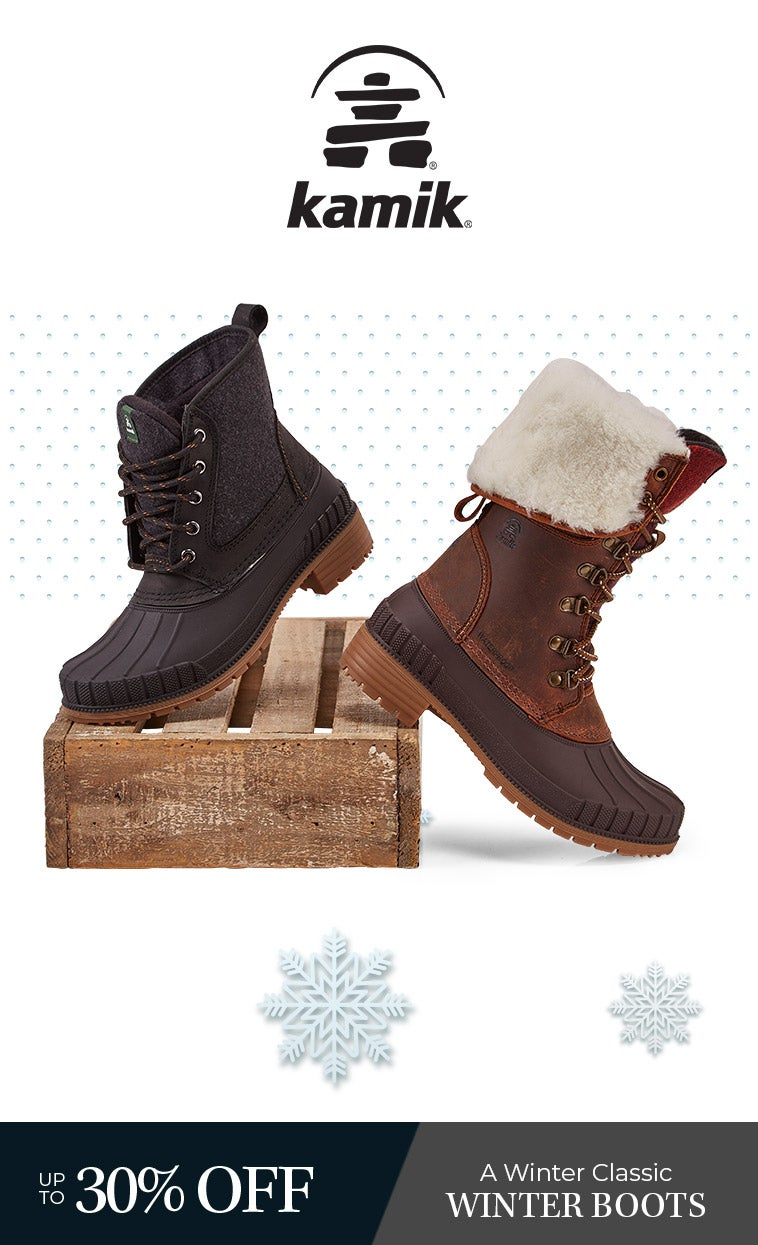 Kamik - Winter Boots
