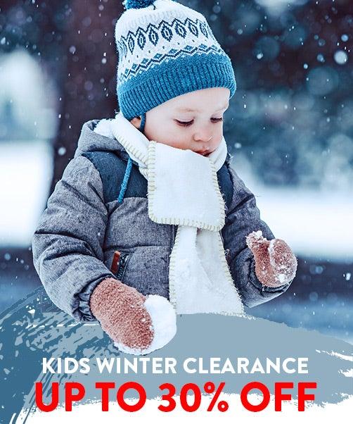 Kids' Winter Clearance