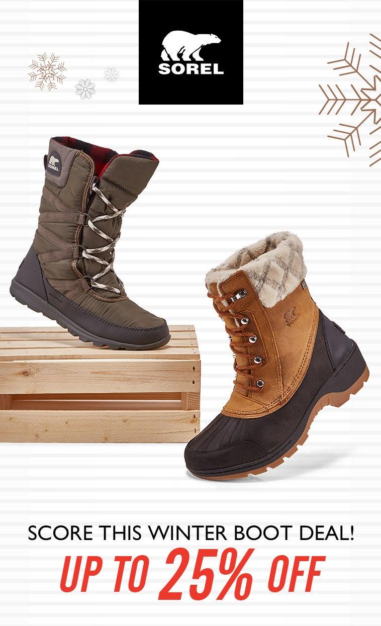 Sorel - Winter Boots