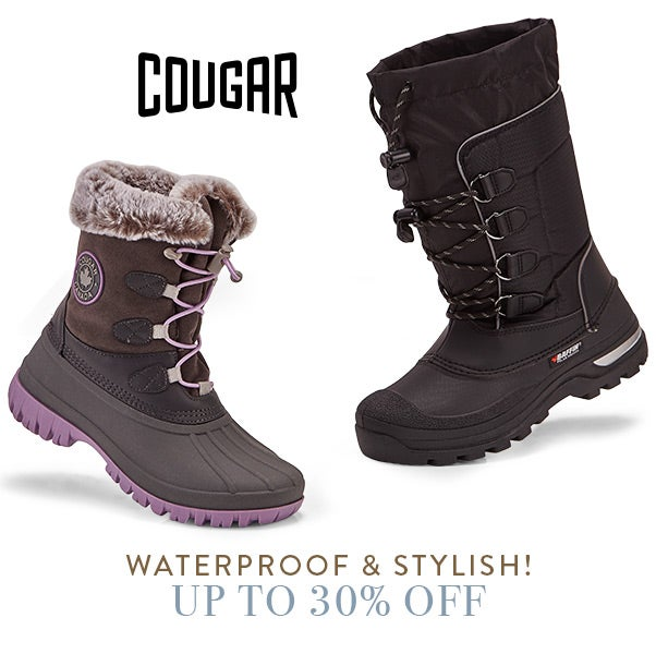 Cougar - Winter Boots
