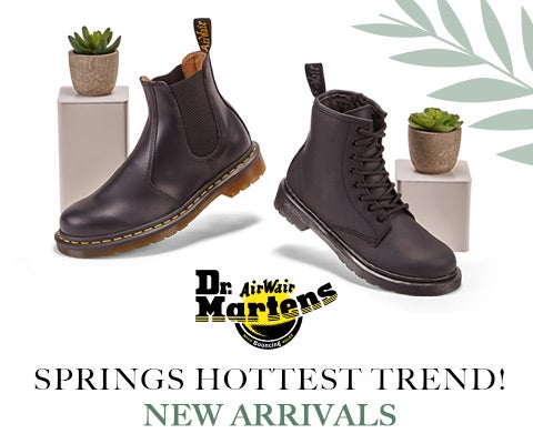 Dr. Martens - 1460 Boots