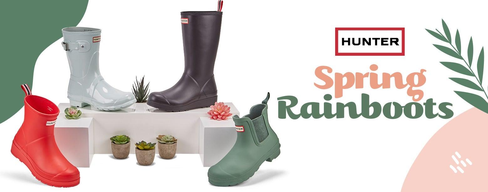 Hunter - Spring Rainboots