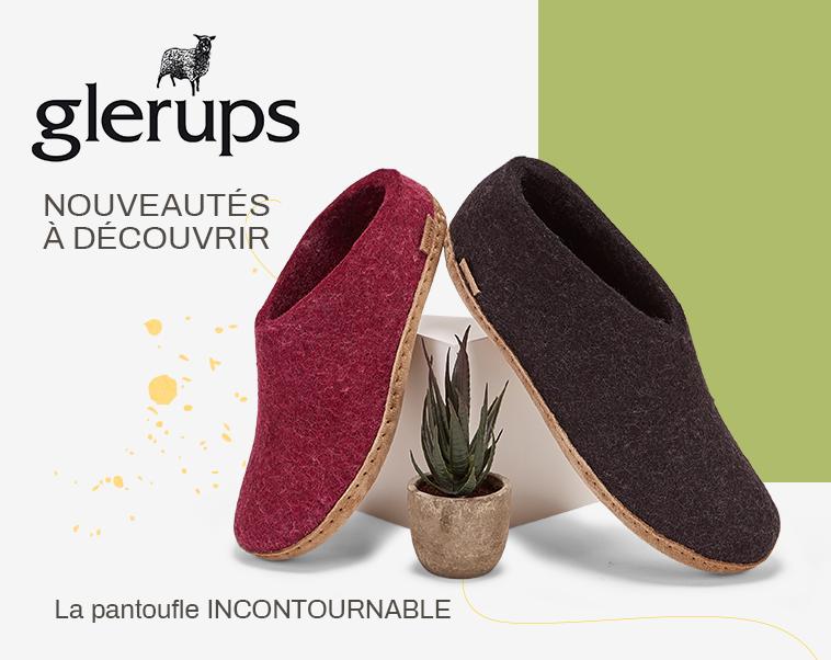 Glerups - Pantoufles
