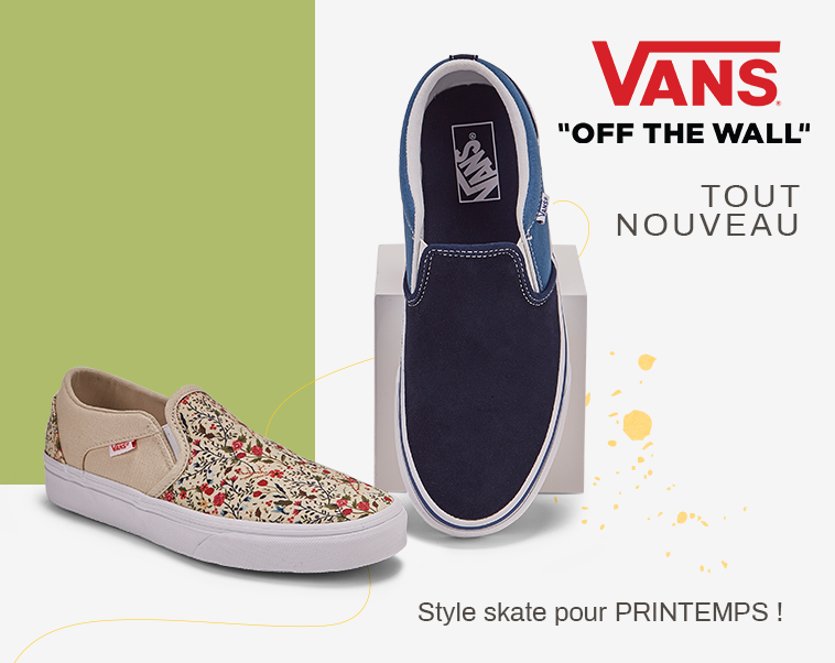 Vans - Collection Asher