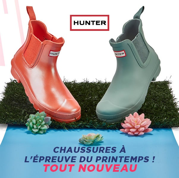 Hunter - Bottes Chelsea