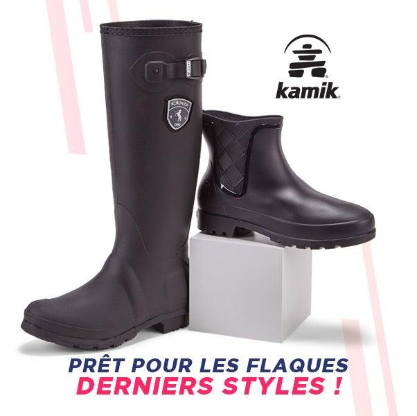 Kamik - Bottes de pluie