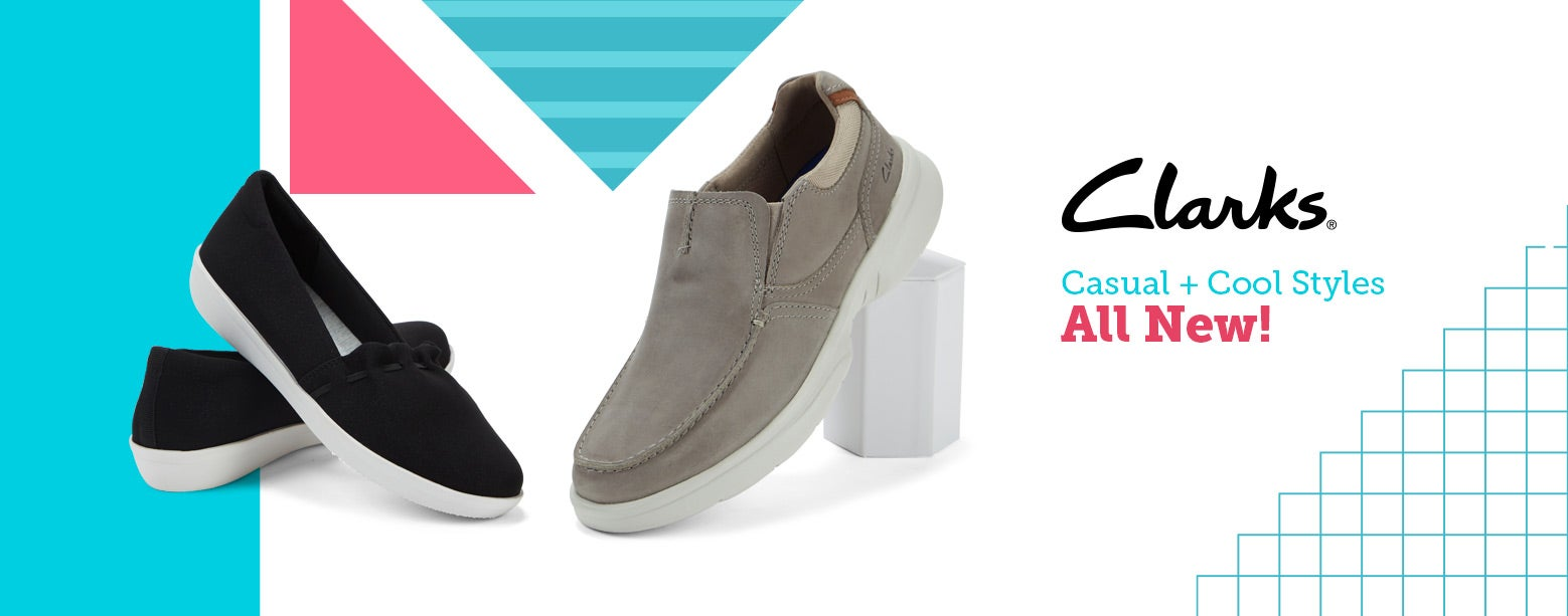 Clarks - Casual Shoes