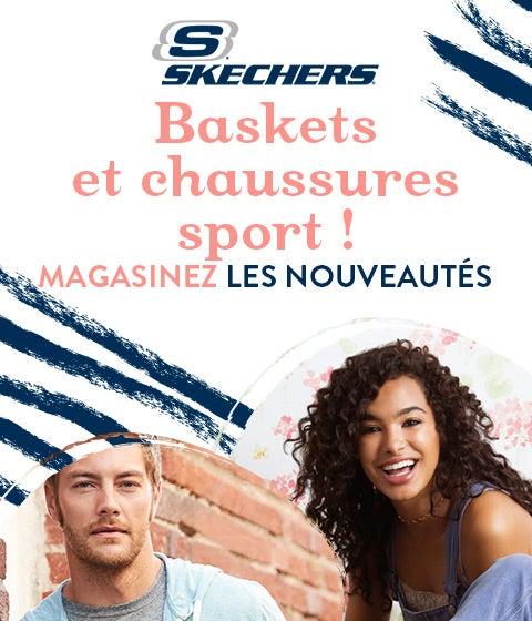 Skechers - Baskets et chaussures sport ! Magasinez les NOUVEAUTÉS