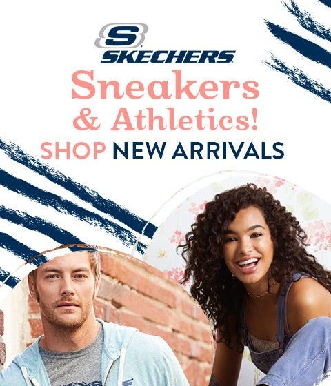 Skechers - Sneakers & Athletics! Shop NEW Arrivals