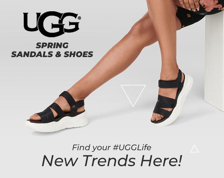 UGG - Spring Sandals & Shoes