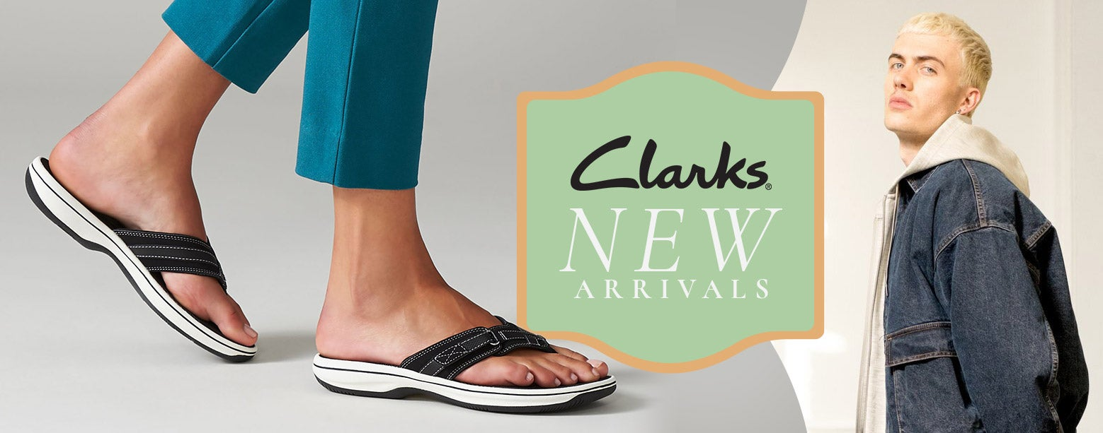 Clarks - New Arrivals
