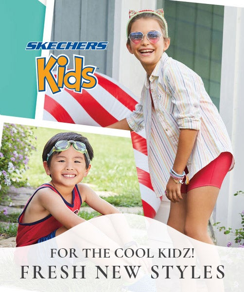 Kids Skechers