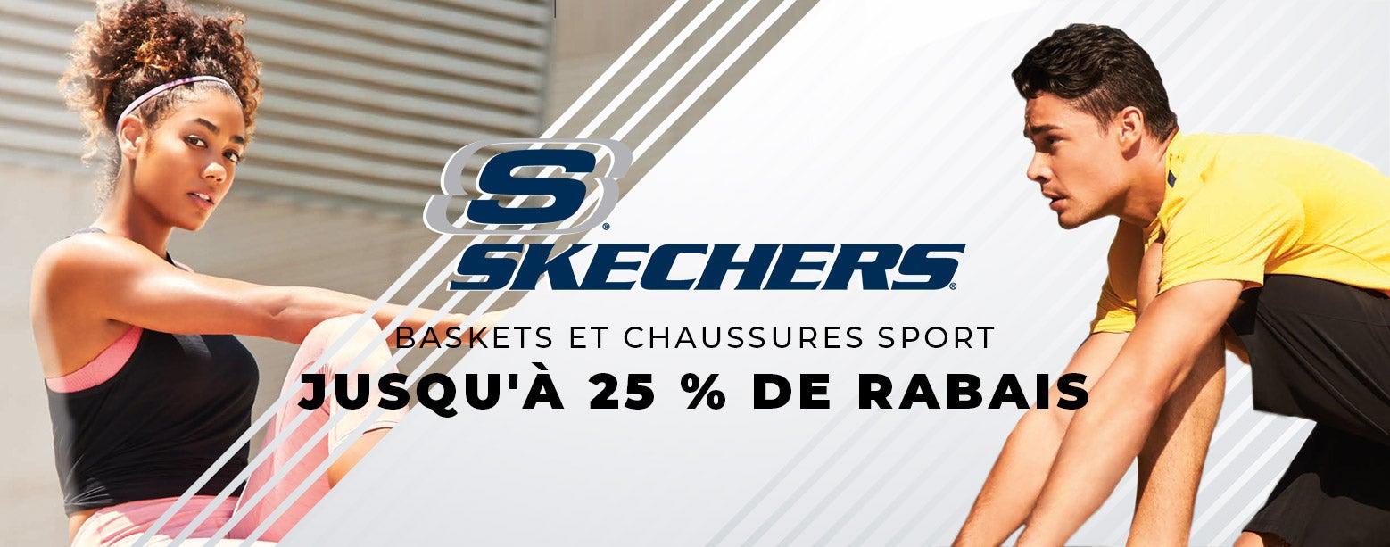 Skechers - Baskets et chaussures sport - Jusqu'à 25 % de rabais