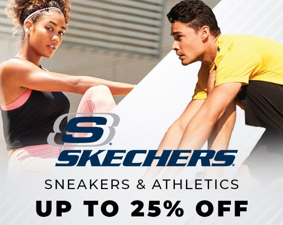 Skechers - Sneakers & Athletics - Up to 25% Off