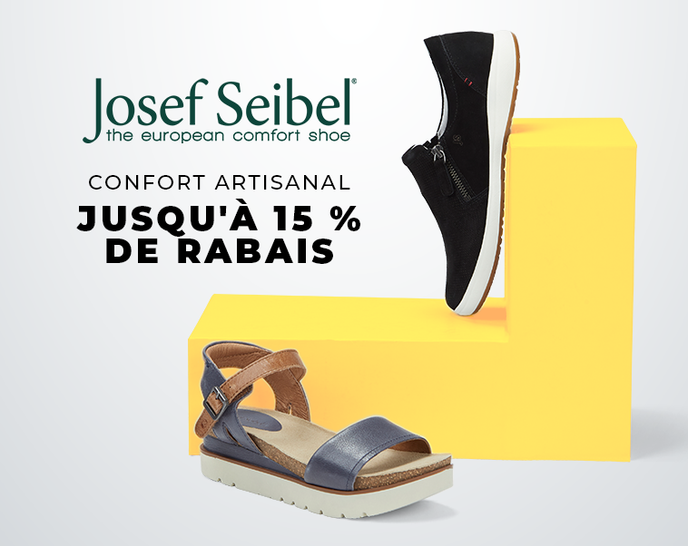 Josef Seibel - Sandales et chaussures