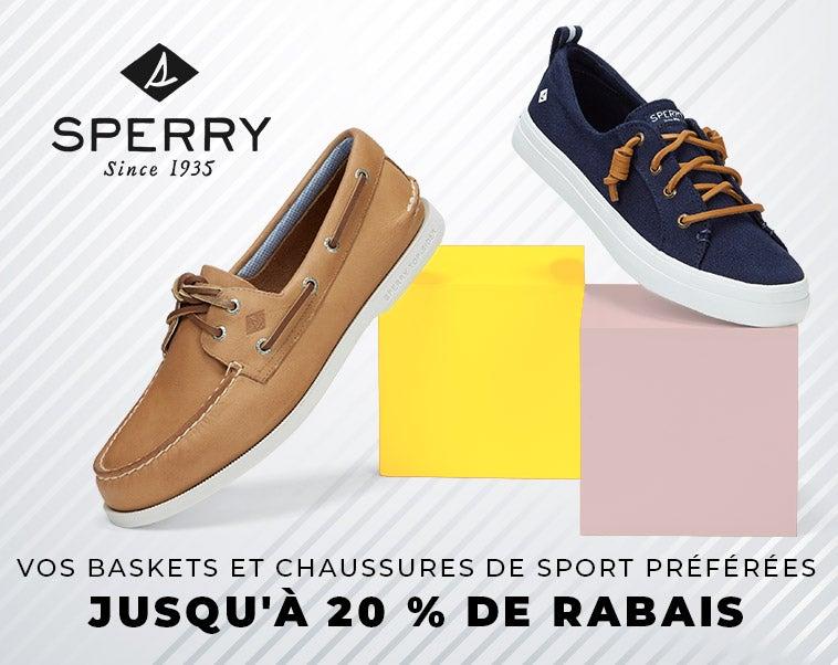 Sperry - Baskets et chaussures décontractées
